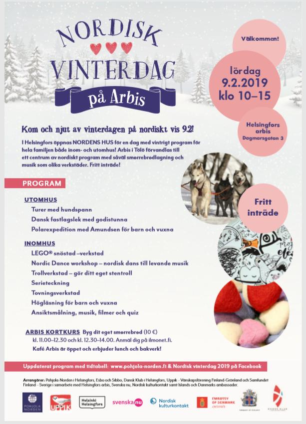 Nordisk vinterdag 2019